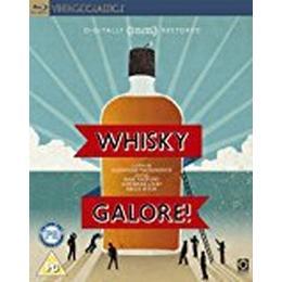 Whisky Galore! - Digitally Restored (80 Years of Ealing) [Blu-ray] [1949]
